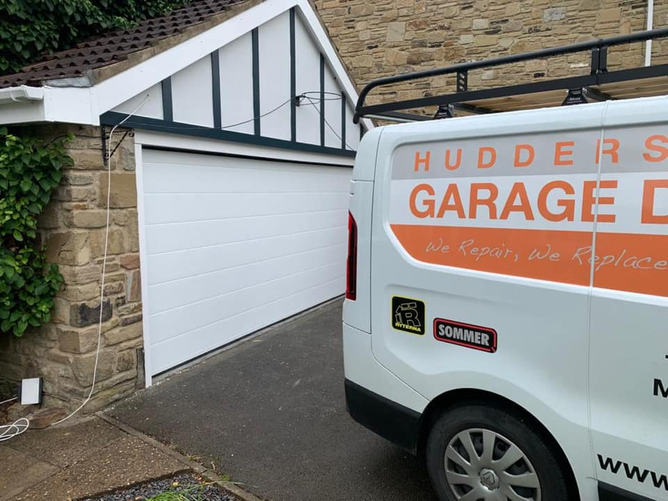 Automatic Garage Doors Huddersfield
