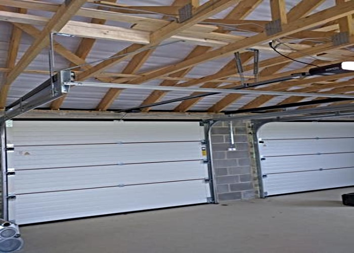 Garage Door Automation Huddersfield