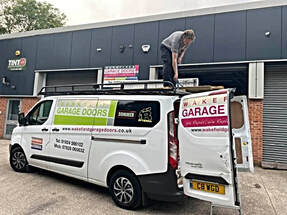 Garage Door Manufacturers West Yorkshire